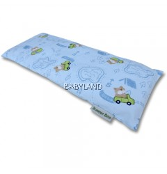 "Bumble Bee Bean Sprout Pillow Case Knit (13.5""x5.5"")"