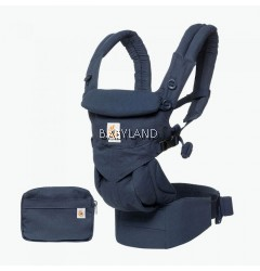 Ergobaby Omni 360 Baby Carrier All-In-One (Midnight Blue)