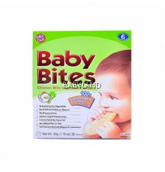 Baby Bites Chicken Vegetable 50g (6m+)