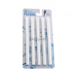 Crane Replacement Wick Filter Sticks (5pcs)