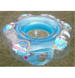 Mambo Baby Underarm Float with Seat (Blue)