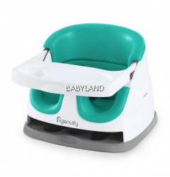 [NEW 2018] Ingenuity Baby Base 2-in-1 Version 3.0 (Green)