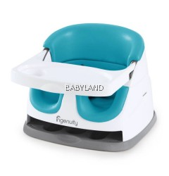[NEW 2018] Ingenuity Baby Base 2-in-1 Version 3.0 (Blue)