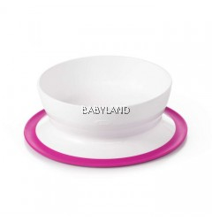 Oxo Tot Stick & Stay Suction Bowl (Pink) 6m+