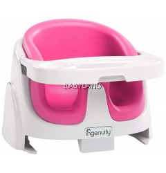 [NEW 2018] Ingenuity Baby Base 2-in-1 Version 3.0 (P.ink)