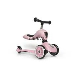 Scoot and Ride Highwaykick 1 (ROSE) 1-5Y