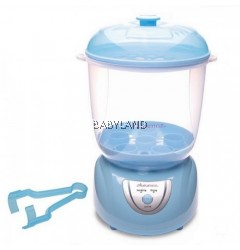 Autumnz 2 in 1 Electric Steriliser & Dryer (Blue)