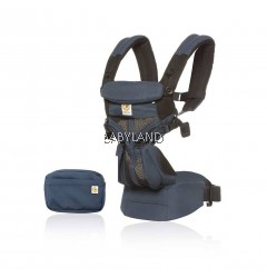 Ergobaby Omni 360 Baby Carrier All-In-One  Cool Air Mesh  (Raven)