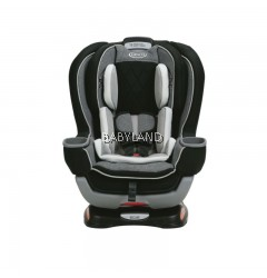 Graco Extend2fit Platinum Convertible Car Seat With EZ Tight Latch (Carlen)
