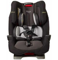 Graco Milestone LX All-In-One Convertible Car Seat (Grey)