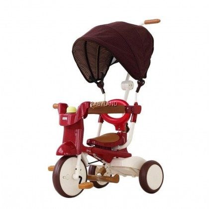 iimo Foldable Tricycle With Canopy