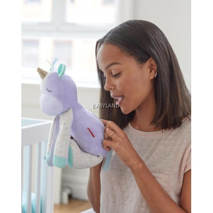 Skip Hop Cry-Activated Unicorn Soother 0m+